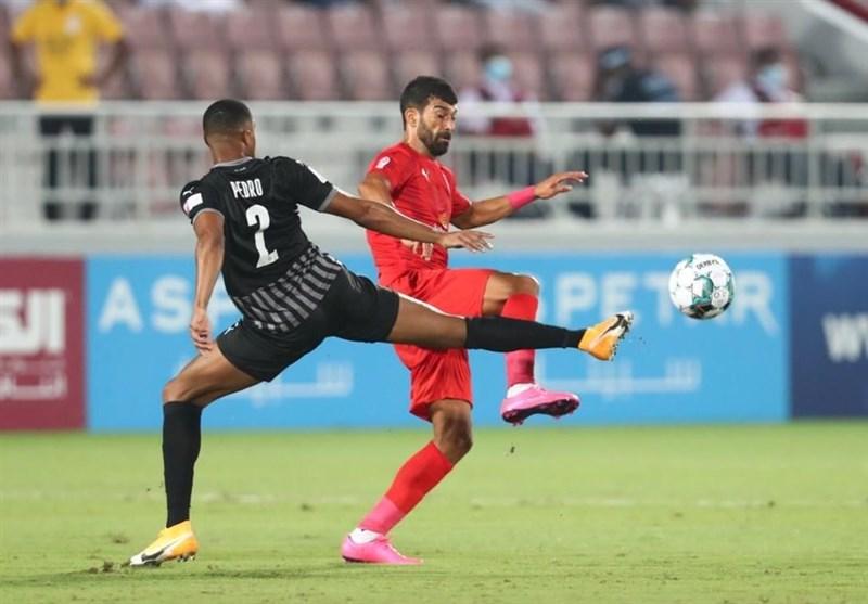 لیگ ستارگان قطر| شکست الدحیل برابر السد
