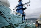 بهره برداری از بزرگترین کشتی یخشکن اتمی جهان در روسیه
