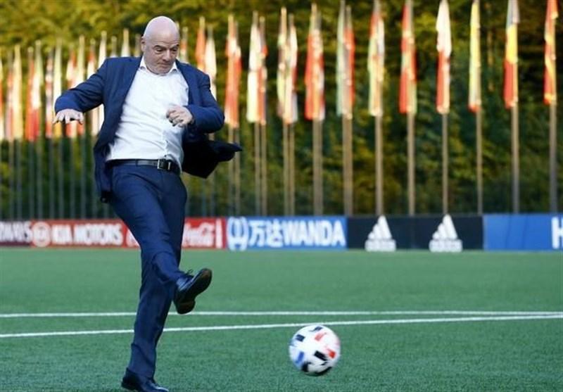 اینفانتینو: موافق تشکیل سوپرلیگ اروپا نیستم/ میخواهم باشگاههای غیراروپایی هم محبوبیت جهانی پیدا کنند