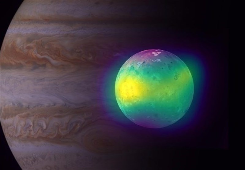 Volcanic Impact on Jupiter's Moon Io Shown Directly for the First Time