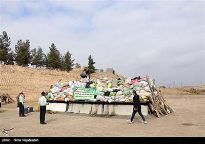 """درگیری سنگین پلیس """"ایرانشهر"""" با سوداگران مرگ / کشف یک تن و 634 کیلو مواد افیونی"""