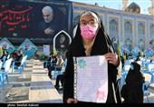 """دلنوشته دختر شهید مدافع امنیت برای پدر/ """"به اندازه 10تای بچگیهایم با تو حرف دارم""""+ فیلم"""