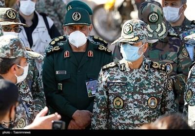 "ایرانی ائرڈیفنس کی ""آسمان ولایت"" نامی مشترکہ دفاعی مشقیں - تصویری رپورٹ"