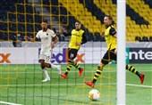 لیگ اروپا| آرسنال و رم بازیهای باخته را بردند/ ناپولی در خانه مغلوب آلکمار شد