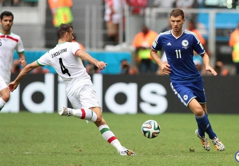 تاریخ بازی دوستانه تیمهای ملی فوتبال ایران و بوسنی اعلام شد