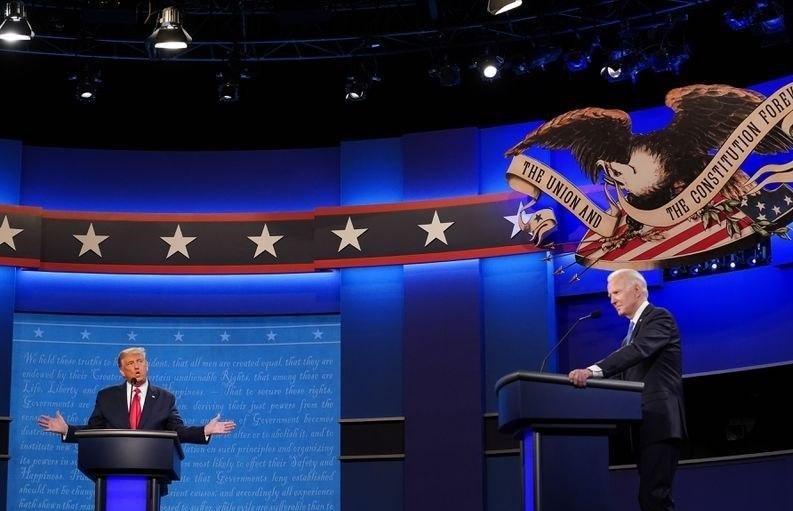 جو بایدن , دونالد ترامپ , انتخابات 2020 آمریکا ,