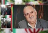 گزارش ویدئویی| تشییع باشکوه پیکر جانباز دفاع مقدس در رشت / شهید خانجانی در کنار همرزمانش آرام گرفت