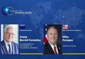 آغاز گفتگوهای آمریکا-اروپا درباره چین