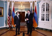 محتوای مذاکرات وزرای امور خارجه ارمنستان و جمهوری آذربایجان در واشنگتن