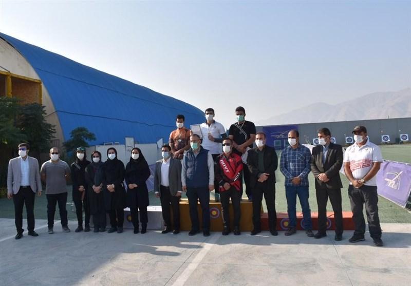 برگزاری مسابقات تیراندازی با کمان ردههای سنی نوجوانان و جوانان تهران