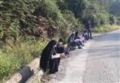 حل مشکل اینترنت دانشآموزان روستای بلوکات رودبار