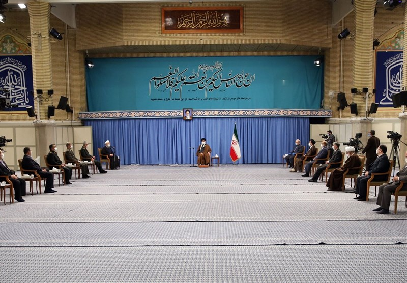 جلسه ستاد ملی کرونا در حضور امام خامنهای برگزار شد