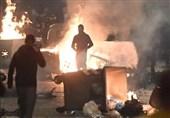 اعتراضات خشونت بار به اعمال محدودیتها در ناپل ایتالیا