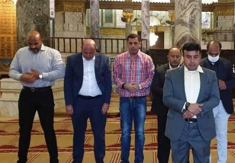 همدستی امارات و عربستان با صهیونیستها برای اشغال مسجدالاقصی
