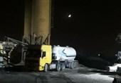 نظارت شبانه محیط زیست بر فعالیت واحدهای تولیدی بتن در غرب تهران