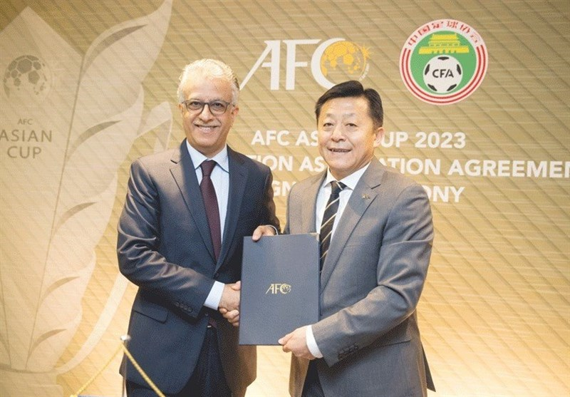 شیخ سلمان: جام ملتهای فوقالعادهای در چین برگزار خواهد شد
