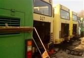 تحریم، تورم و گرانی؛ موانع اصلی اورهال و نوسازی اتوبوسهای شرکت واحد تهران