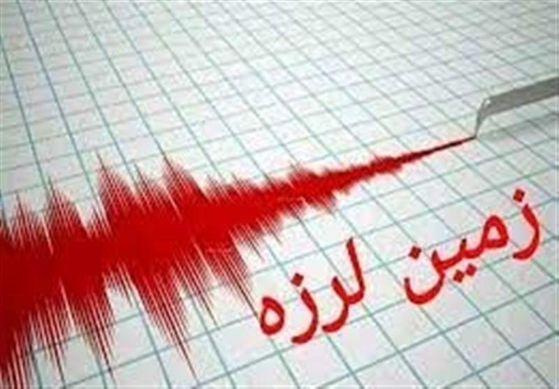 زمین لرزه 4.1 ریشتری در مرز استان هرمزگان و فارس