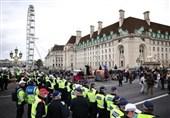 Five Arrests, Police Injured at Anti-Lockdown Protests in London