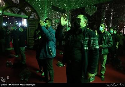 مراسم عزاداری شهادت امام حسن عسکری(ع) در هیئت ریحانه النبی(س)