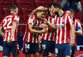 لالیگا| اتلتیکو مادرید با شکست بتیس به رئال نزدیک شد