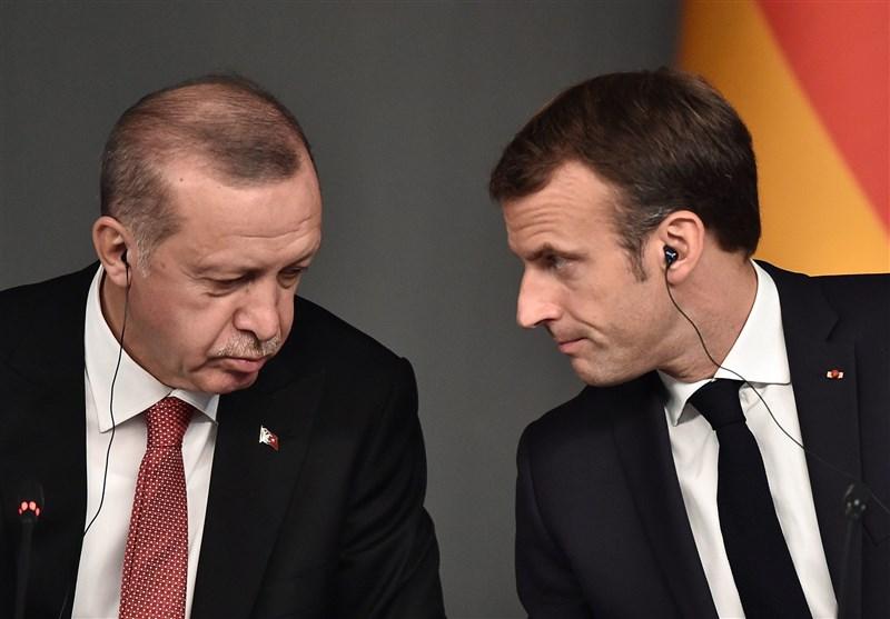 گزارش| دلایل و چشم انداز تنش بین ترکیه و فرانسه