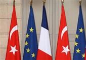 ترکیه کاردار سفارت فرانسه را احضار کرد