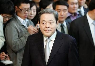 رئیس شرکت سامسونگ در ۷۸ سالگی درگذشت