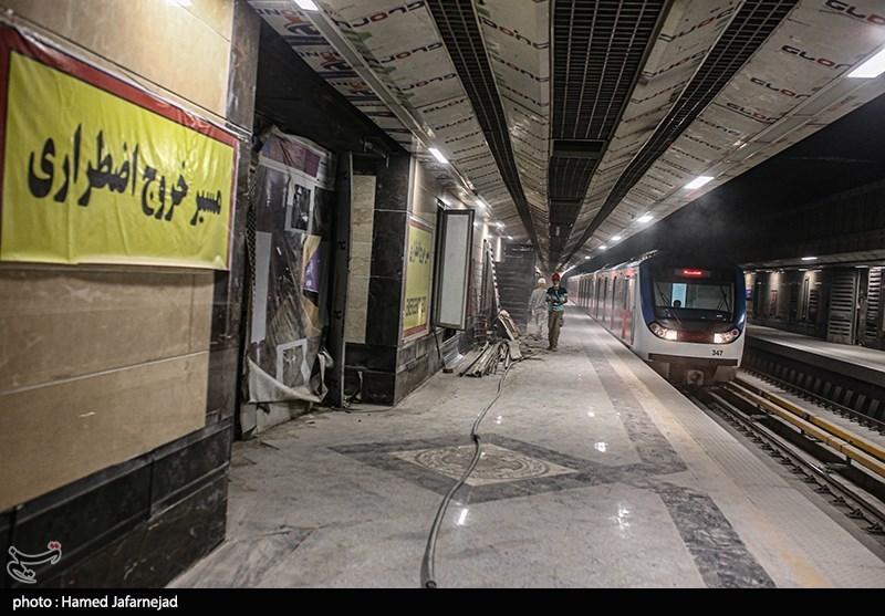 تشریح آخرین وضعیت ساخت مترو در کلانشهرها / 397 کیلومتر راهآهن توسط قرارگاه خاتمالانبیاء افتتاح میشود