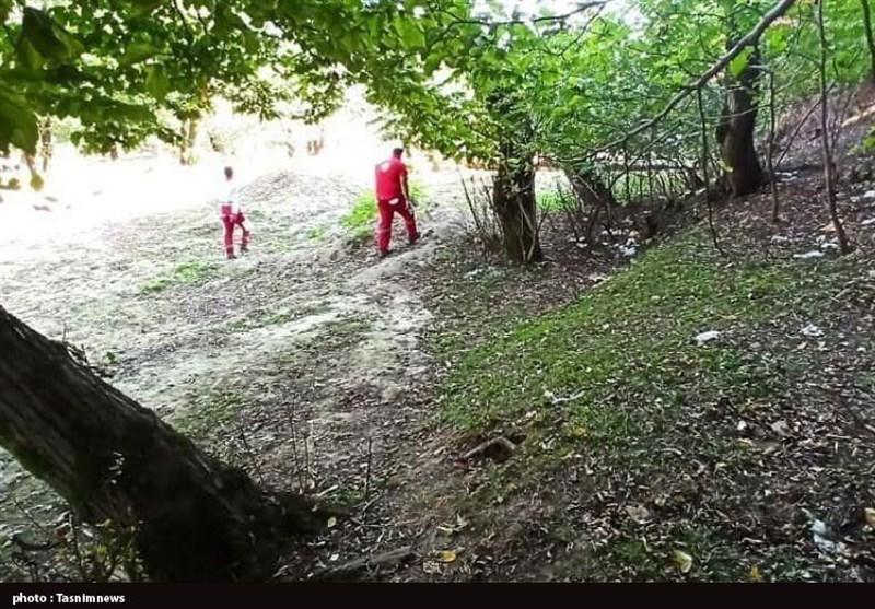 معاون امداد و نجات جمعیت هلال احمر گلستان: جستجوها در جنگل «باقرآباد» همچنان ادامه دارد + تصاویر