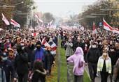 بازداشت حدود 300 نفر در اعتراضات در بلاروس/ وعده آغاز اعتصاب سراسری