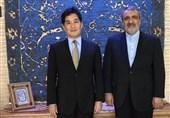 انتخاب سفیر جدید ژاپن در ایران