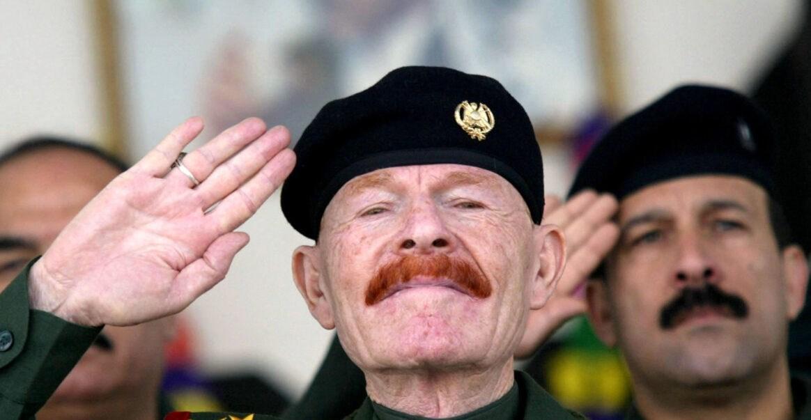 تایید مرگ «عزت ابراهیم الدوری» معاون صدام معدوم