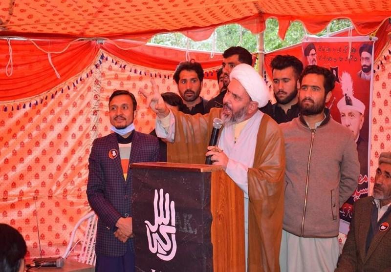 اسلامی تحریک کا الیکشن سے پہلے گلگت بلتستان کوعبوری صوبہ بنانے کا مطالبہ