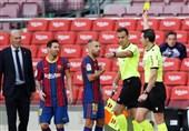 باشگاه بارسلونا از داور الکلاسیکو شکایت کرد