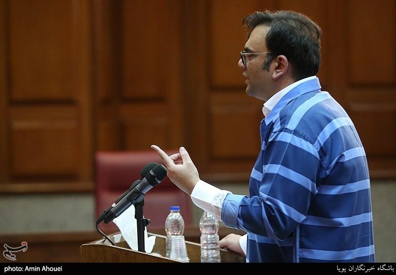 هشتمین جلسه محاکمه محمد امامی آغاز شد