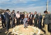 تهران| عملیات تعریض و بهسازی جاده روستایی حادثه خیز و پرخطر گلحصار آغاز شد