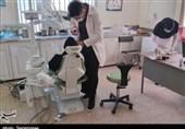 اعزام کاروان درمانی بیمارستان ارتش به بخش سردشت دزفول+تصاویر