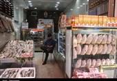 مرغ با نرخ 19 هزار و 100 تومان در گیلان بهدست مصرفکننده میرسد