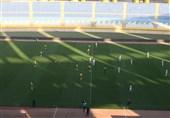 لیگ برتر فوتبال| سپاهان و آلومینیوم با تساوی به رختکن رفتند
