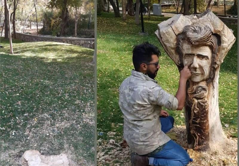 ماجرای جمعآوری مجسمهای در پارک ملت مشهد چه بود؟