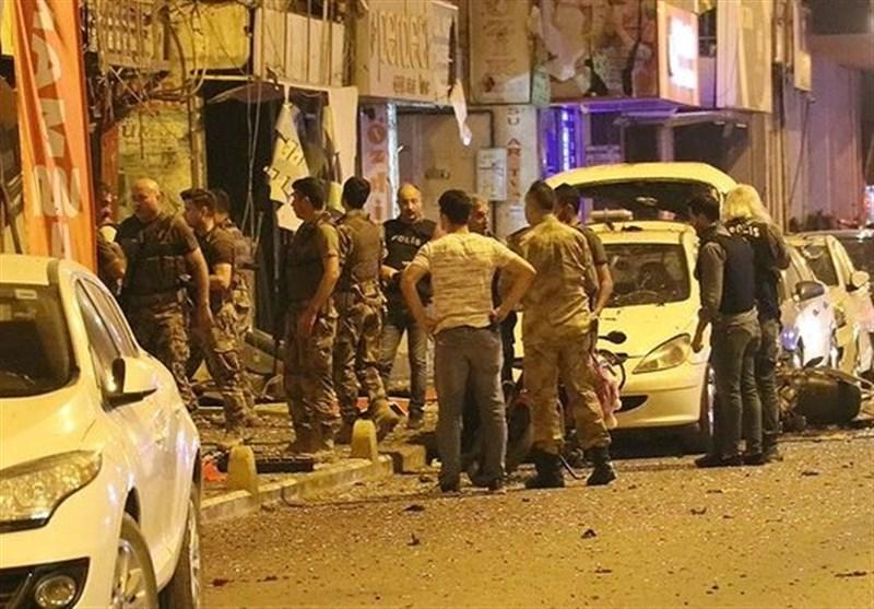 انفجار در استان هاتای ترکیه+فیلم و عکس