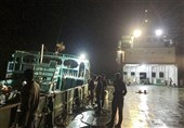 تلاش 72 ساعته برای نجات شناور سانحهدیده در آبهای امارات / همکاری مطلوب همه تیمهای اعزامی در آبهای برون مرزی