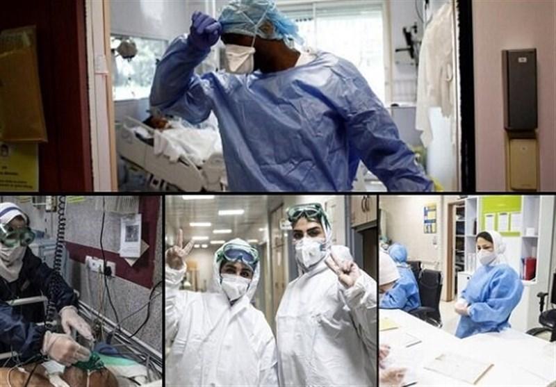 روزهای سخت مراقبت از بیماران کرونایی/6000 پرستار از نفس افتادند