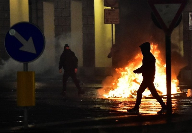 Heated Anti-Lockdown Protests Erupt across Italy (+Video)