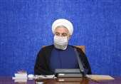 President Urges Mobilization of Iranians in Coronavirus Battle