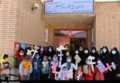 خوزستان| اردوی جهادی دانشجویان ماهشهری در منطقه محروم دزفول به روایت تصاویر