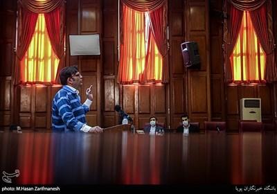 هشتمین جلسه دادگاه بررسی اتهامات محمد امامی