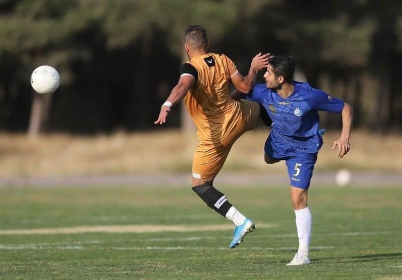 Esteghlal Held by First Division Team Shahrdari Astara