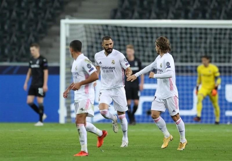 لیگ قهرمانان اروپا| فرار رئال مادرید از شکست و پیروزی منچسترسیتی، اتلتیکو و لیورپول/ 3 امتیاز اول برای یاران طارمی